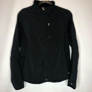 Nike Fit Storm Large Black Jacket Size Large